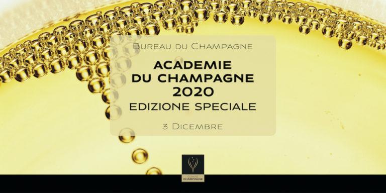 L'Académie du Champagne va in streaming