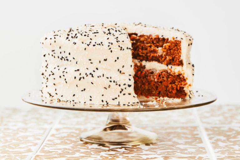 Carrot cake, foto Jillian Guyette