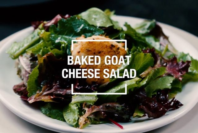 Baked-Goat-Cheese-Salad-40-Best-Ever-Recipes-Food-Wine