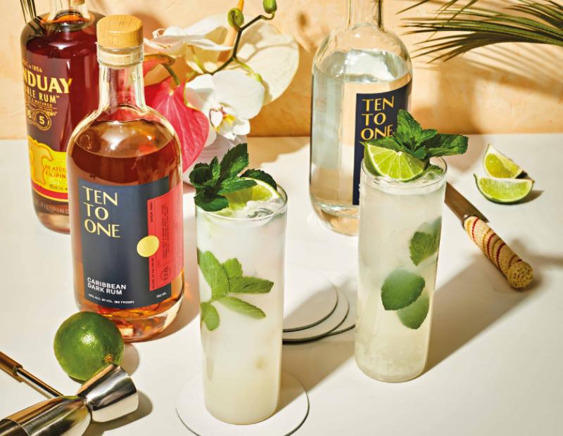 mojito rum