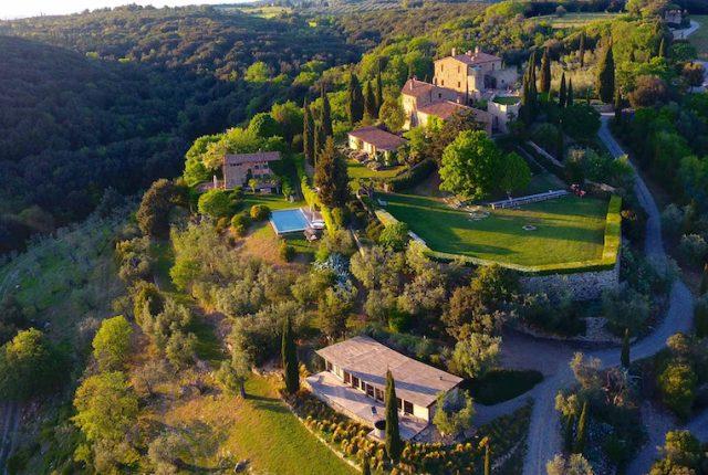 Mangiare tra le vigne Toscana